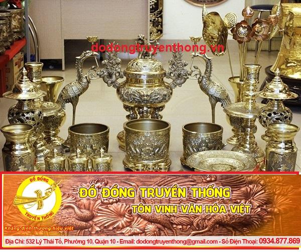 Nơi nào bán lư đồng đại phát giá tốt nhất Sài Gòn